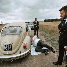 Pulmafotograaf Alessandro Spagnolo (fotospagnolonovo). Foto tehtud 30.07.2019