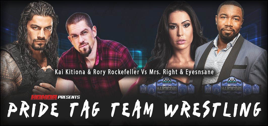 &VS&Kai Kitiona and Rory Rockefeller vs  Eyesnsane and Mrs. Right