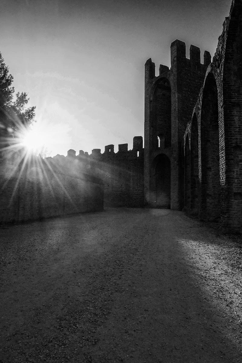 corridoio nel castello di paolo_ross