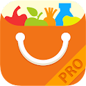 Organizy Pro Shopping List App icon