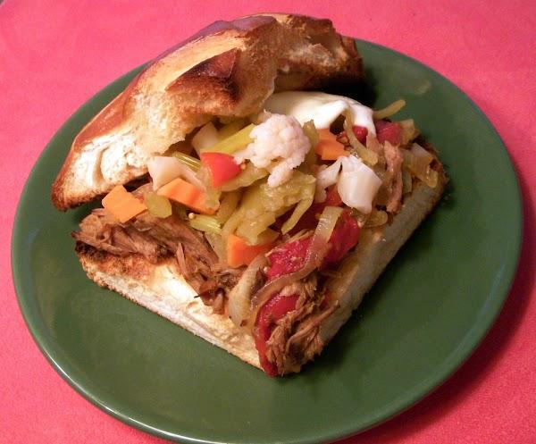 Pit Boss Sandwich Recipe