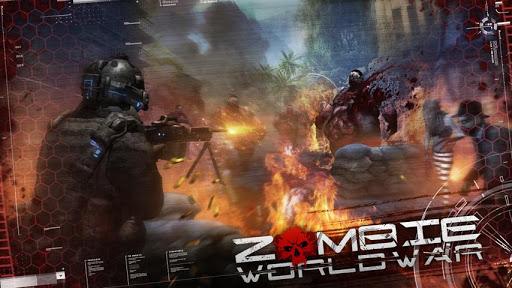 Zombie World War apkpoly screenshots 17