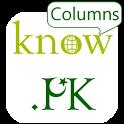 Know.PK Columns icon
