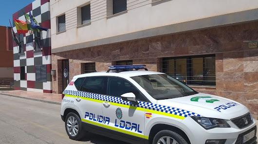 Más de 20 denuncias por fiestas ilegales e infringir el toque de queda en Pulpí
