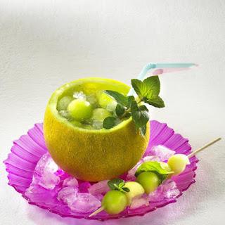 Melon Mojito.