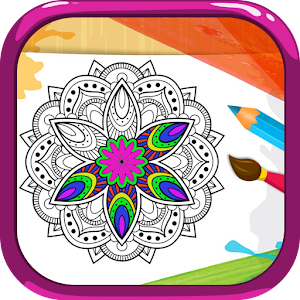 Mandala Coloring Pages Android Apps on Google Play