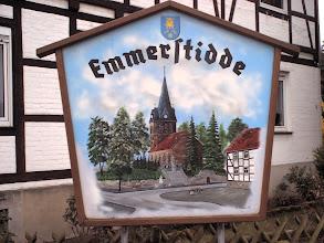 Photo: 2003 - Schild am Ortseingang