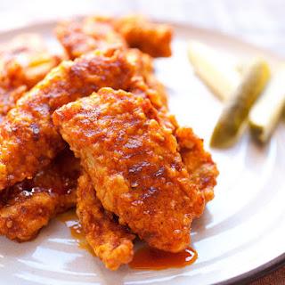 Nashville Hot Chicken Strips