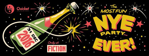 The Most Fun New Year's Eve Party Ever! : Fiction