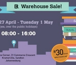 Exclusive Books Warehouse Sale : Exclusive Books Head Office