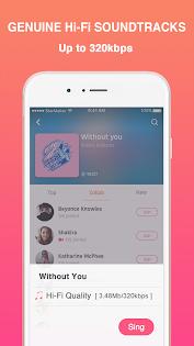 एंड्रॉइड / पीसी के लिए StarMaker: Free to Sing with 50M+ Music Lovers ऐप्स (apk) मुफ्त डाउनलोड screenshot