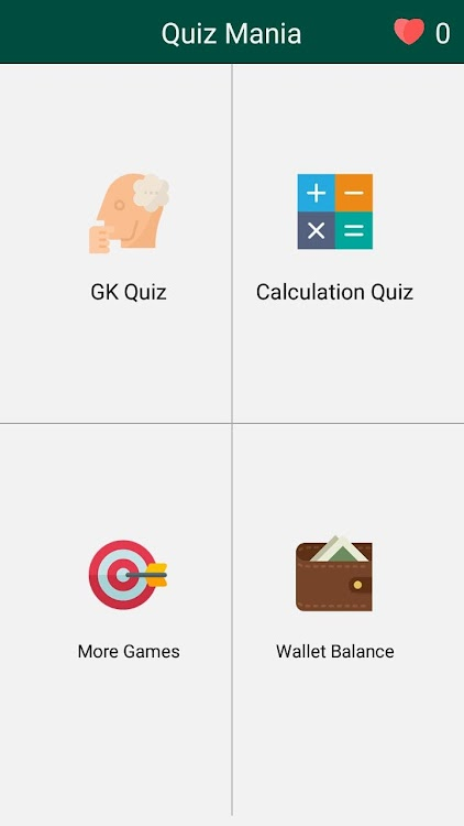 Quiz Mania - Earn Money, GK Questions – (Android Apps) — AppAgg