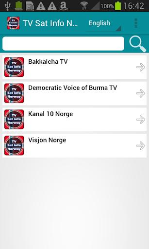 TV Sat Info Norway