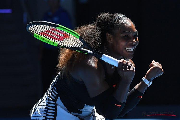 Serena domineert Sister Act, titelverdedigster volgende opponente Elise Mertens