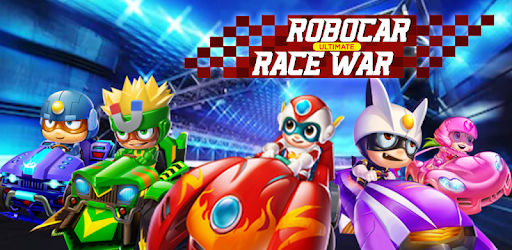 Fight with other Robocar to get the number one !