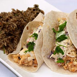 Crab Meat Tacos Recipe