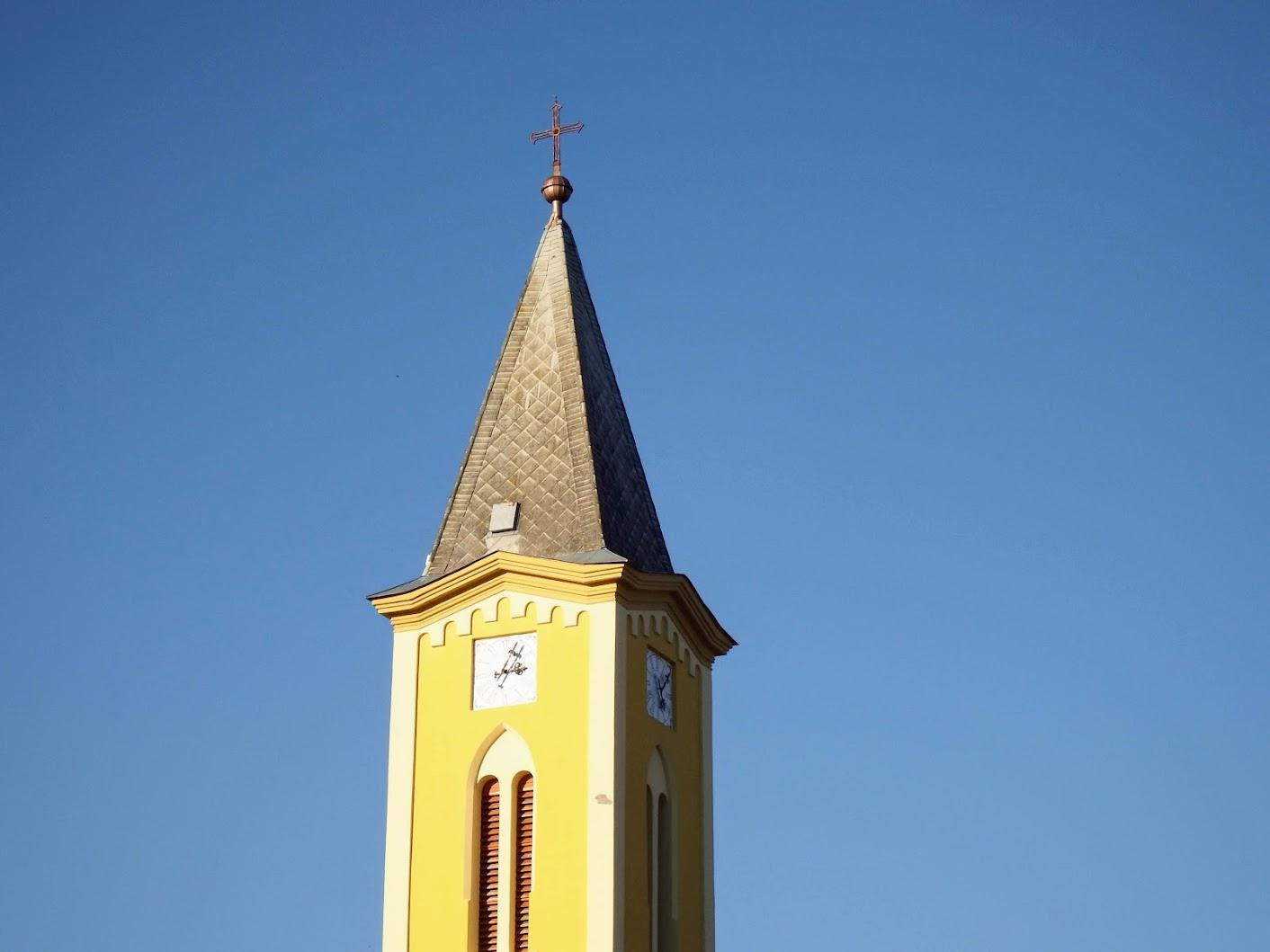 Répcelak - evangélikus templom