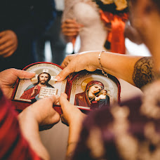 Wedding photographer Irina Kulikova (kulikova2017). Photo of 18.10.2018