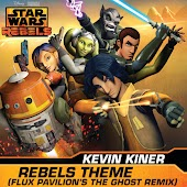 "Rebels Theme (Flux Pavilion's The Ghost Remix/From ""Star Wars: Rebels"")"