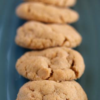 Gltuen-free Double Peanut Butter Cookies.