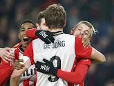 Overzicht Europa: PSV wint dankzij Maxime Lestienne