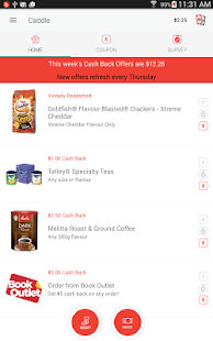 Caddle: Save Money with Caddle- screenshot thumbnail