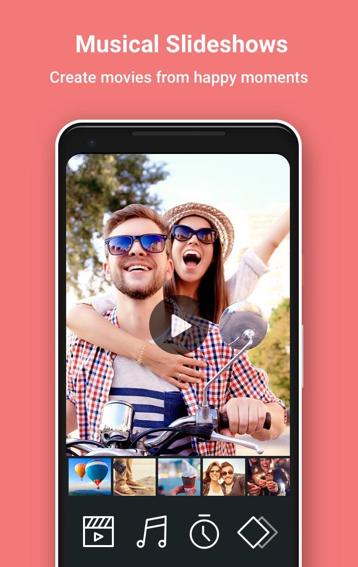 PhotoGrid: Video & Pic Collage Maker, Photo Editor Screenshot 4
