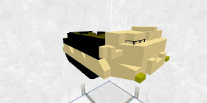 AUC輸送用装甲車 c-c