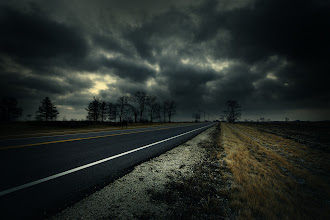 Photo: ROAD TO ETERNITY  One of the shots I took last weekend. Have a great night everyone!