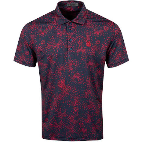 G/Fore Starts Printed Polo