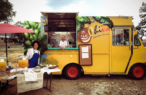 Check Out La Chiva The Colombian Food Truck Launching Tonight