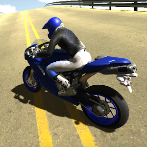 Moto Sport Simulator for PC and MAC