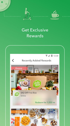 Miles - Earn & Redeem for Exclusive Rewards screenshot 4