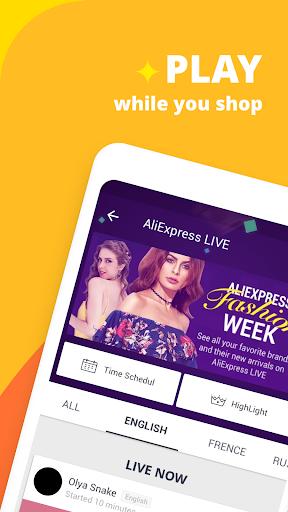 AliExpress - Smarter Shopping, Better Living  screenshots 5
