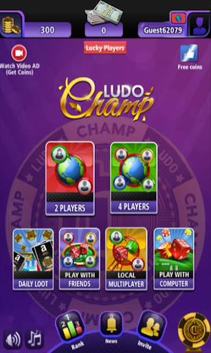 Ludo Champ 2019 - New Free Super 5 Star Game  screenshots 1