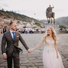 Wedding photographer Ioseb Mamniashvili (Ioseb). Photo of 04.10.2018