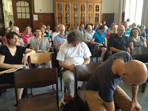 Photo: Listeners/participants/concert givers