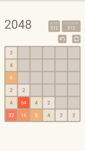 2048 Original screenshot 6