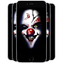 Scary Clown Wallpaper HD APK icon