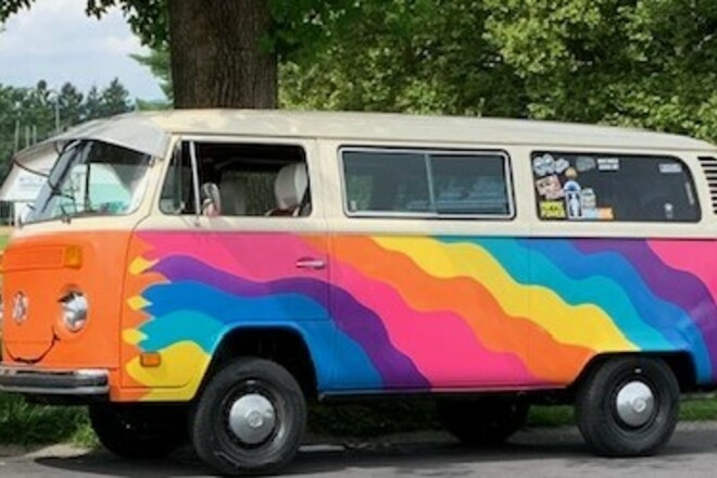 1979 VW Bus Hire PA