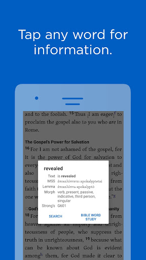 Logos Bible Study Tools: commentary, reading plan 8.5.0 screenshots 2