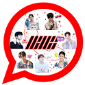 IKON WAStickerApps KPOP Idol for Whatsapp icon