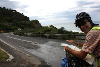 Photo: Year 2 Day 147 -  Rounding a Headland on the GOR