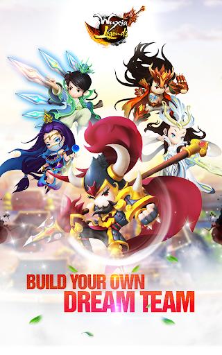 Wuxia Legends - Condor Heroes 1.5.9 screenshots 8