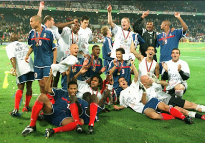 Quand France 98 version 2.0 dominait l'Europe