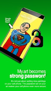 Touch Lock Screen- Easy & strong photo password apk download 2
