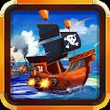 Seven Ships Battle - Pirates of Sea icon