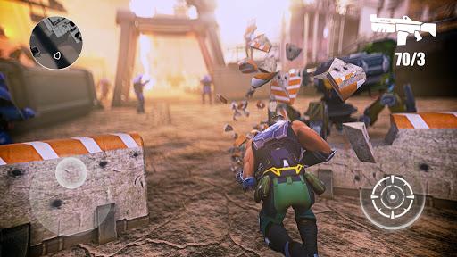 Code Triche Evolution 2: Bataille pour l'utopie. Jeux de tir  APK MOD (Astuce) screenshots 1