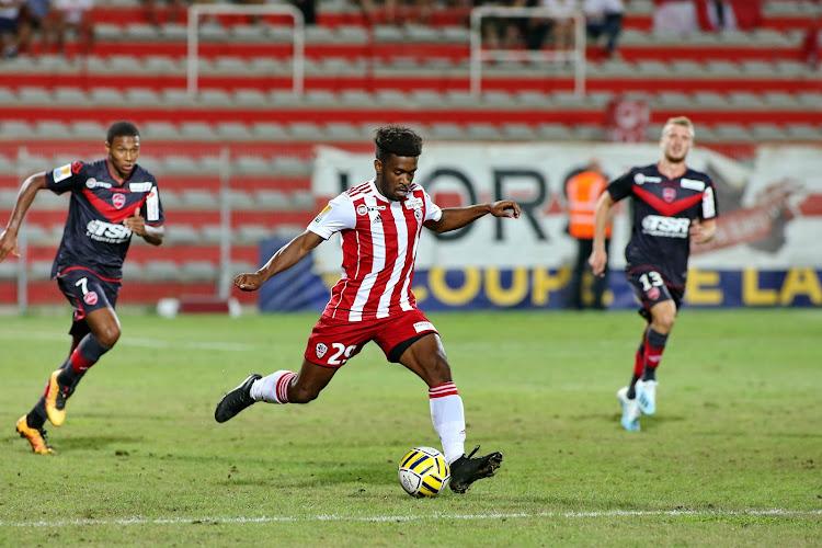 Les Francs-Borains attirent un attaquant de Ligue 2, international olympique américain
