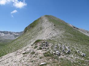 Photo: Cima nord del Passo del Puzzillo